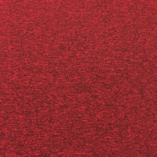 Red HERMOSA Heather Sweatshirt Fleece