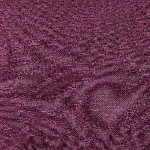 Purple HERMOSA Heather Sweatshirt Fleece